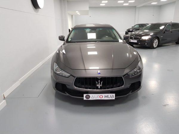 Maserati Ghibli Usado 2015 - Stand Auto Hub em Lisboa - Carros Usados com Garantia_4