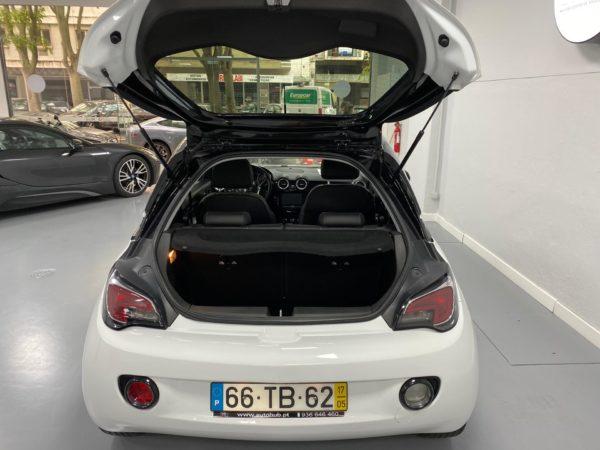 Opel Adam Glam Usado 2017 Branco Automóveis Usados com Garantia_Interior_Stand de Carros em Lisboa
