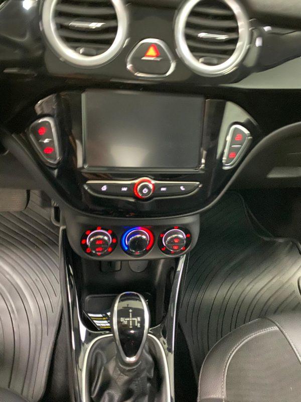 Opel Adam Glam Usado 2017 Branco Automóveis Usados com Grantia Stand de Carros Portugal