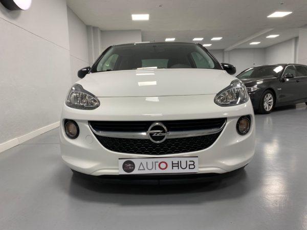 Opel Adam Glam Usado 2017 Branco Automóveis Usados com Grantia Stand de Carros em Lisboa_10