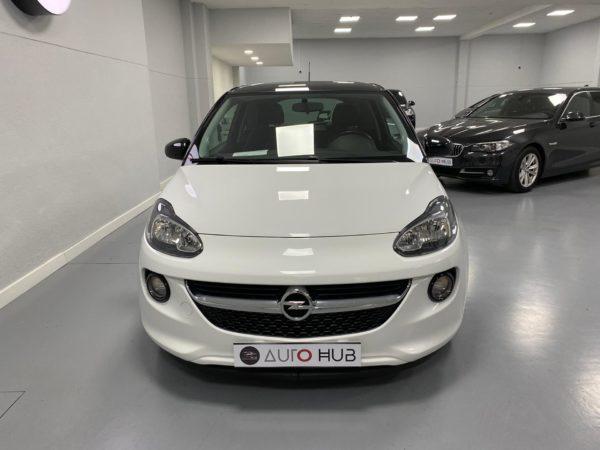 Opel Adam Glam Usado 2017 Branco Automóveis Usados com Grantia Stand de Carros em Lisboa_4