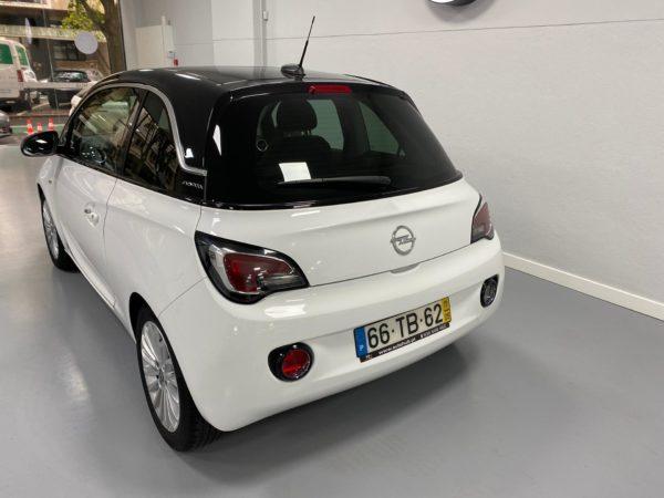 Opel Adam Glam Usado 2017 Branco Automóveis Usados com Grantia Stand de Carros em Lisboa_5