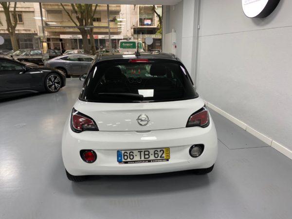 Opel Adam Glam Usado 2017 Branco Automóveis Usados com Grantia Stand de Carros em Lisboa_9