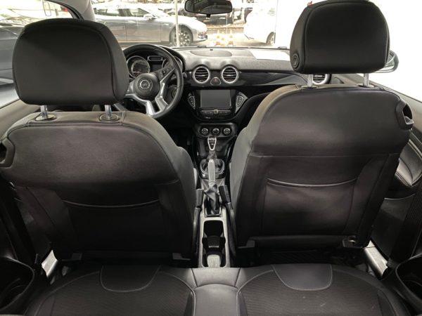 Opel Adam Glam Usado 2017 Branco Automóveis Usados com Grantia Stand de Carros em Portugal