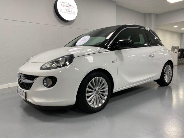 Opel Adam Glam Usado 2017 Branco_Stand Opel Usado Auto Hub em Lisboa