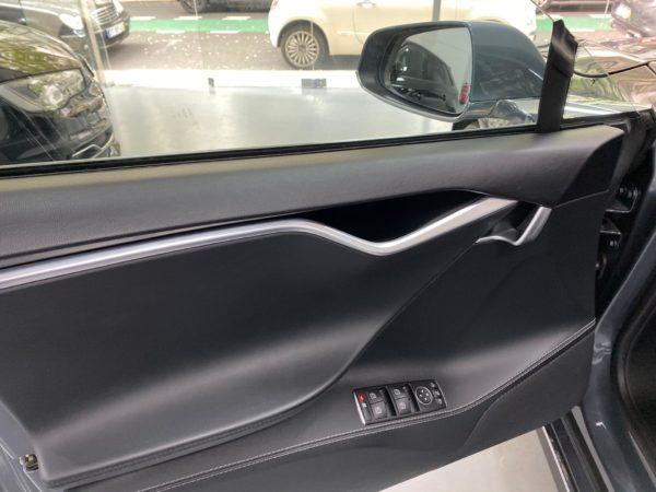Tesla Model S P85+ Usado 2014 Stand Auto Hub Carros Usados e Seminovos A melhor seleção de automóveis Tesla Usados Stand Lisboa