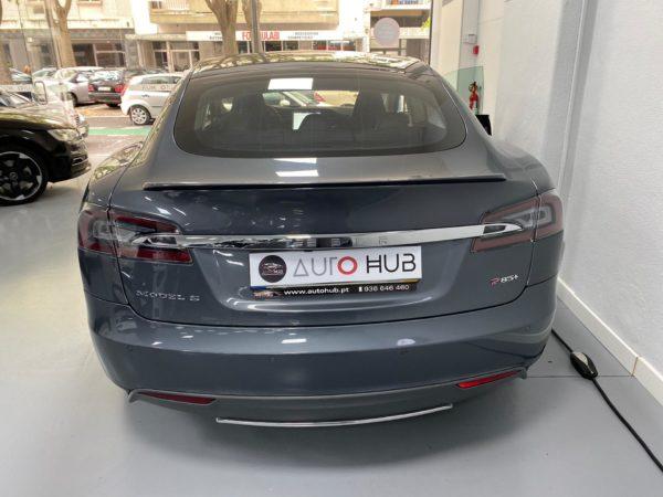 Tesla Model S P85+ Usado 2014 Stand Auto Hub Carros Usados e Seminovos A melhor seleção de automóveis Tesla Usados Stand em Lisboa_4