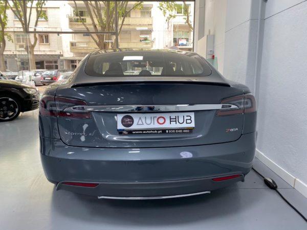 Tesla Model S P85+ Usado 2014 Stand Auto Hub Carros Usados e Seminovos A melhor seleção de automóveis Tesla Usados Stand em Lisboa_6