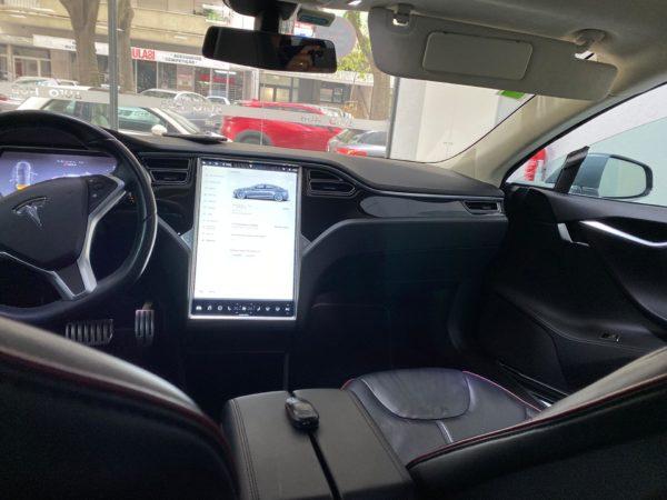 Tesla Model S P85+ Usado 2014 Stand Auto Hub Carros Usados e Seminovos A melhor seleção de automóveis Tesla Usados Stand em Portugal_1