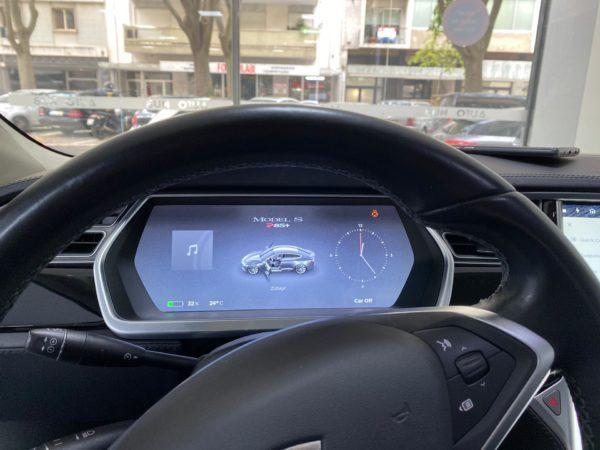 Tesla Model S P85+ Usado 2014 Stand Auto Hub Carros Usados e Seminovos A melhor seleção de automóveis Tesla Usados Stand em Portugal_2