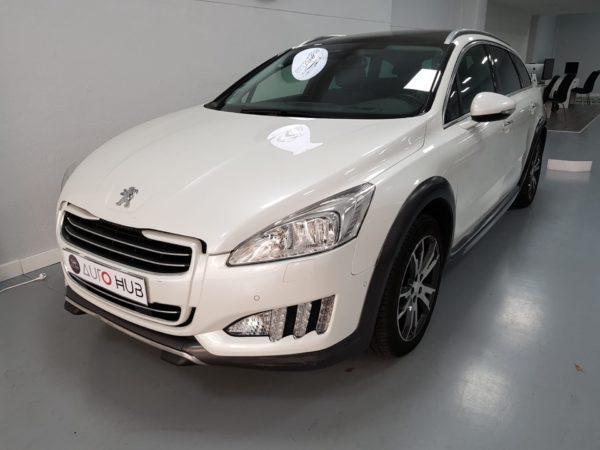 Peugeot 508 2014 Usado_comprar carro usado em Lisboa