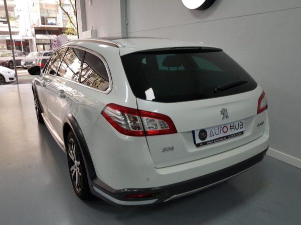 Peogeot 508 RXH Híbrida 2014_comprar carro usado em Lisboa_4
