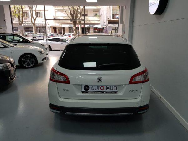 Peogeot 508 RXH Híbrida 2014_comprar carro usado em Lisboa_6