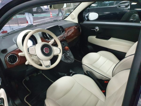 FIAT 500 Riva 2017 Usado - Stand Auto Hub - Veículos Usados Semi-novos. Carros usados em Lisboa_9