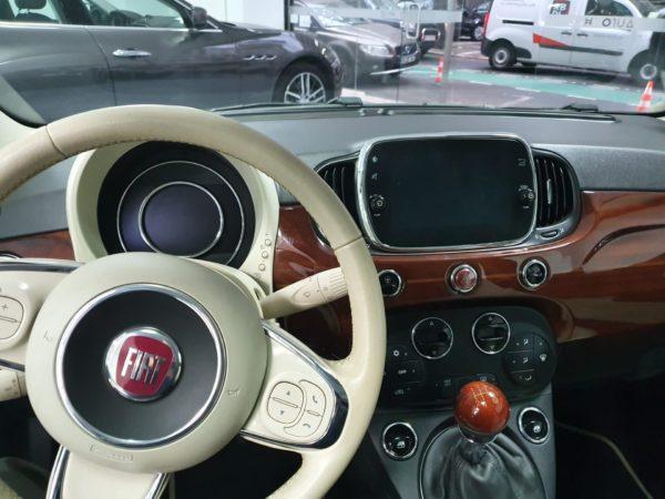 FIAT 500 Riva 2017 Usado - Stand Auto Hub - Veículos Usados Semi-novos. Carros usados em Lisboa_8