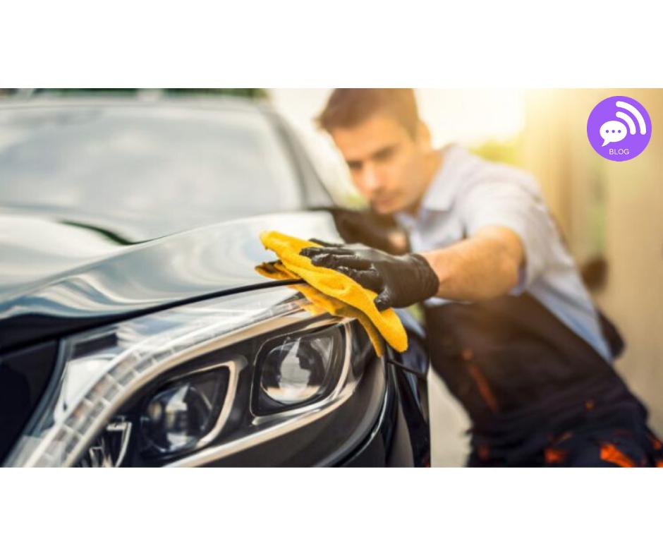 Como fazer a limpeza do carro - Auto Hub